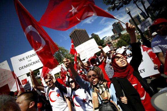 Президент Эрдоган объявил, что Турция «идёт напоправку»