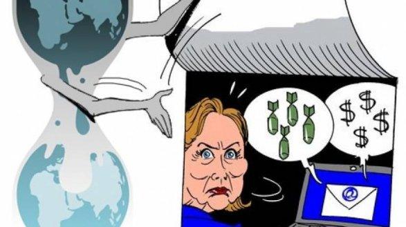 Ассанж: хакеры изРФ несвязаны схищением переписки демократов вСША