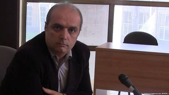 Известный армянский репортер  Левон Барсегян освобожден