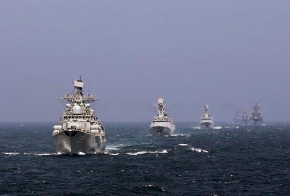 РФ и КНР планируют провести общие учения вЮжно-Китайском море