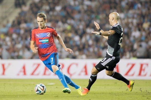 Азербайджанский футбольный клуб «Карабах» выбыл изЛиги чемпионов