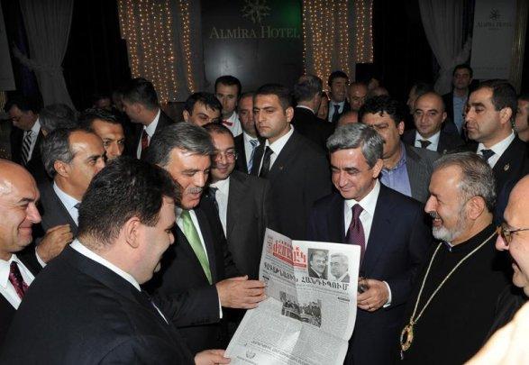 Президент Армении посетит российскую столицу срабочим визитом 10августа