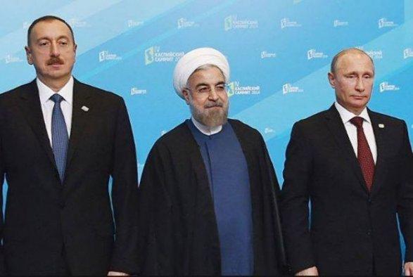 Восьмого августа вАзербайджанской столице пройдет трехсторонняя встреча лидеров Азербайджана, Ирана и Российской Федерации