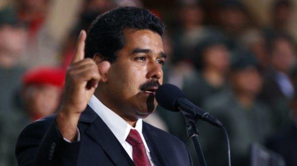 Мадуро: США используют цены нанефть против Венесуэлы