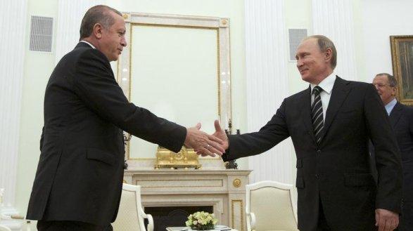 Турция и Российская Федерация щекочут нервы НАТО?