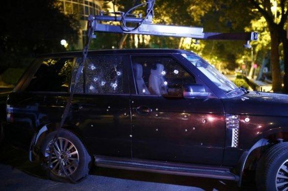 Неизвестные вТурции расстреляли вероятностного убийцу Деда Хасана