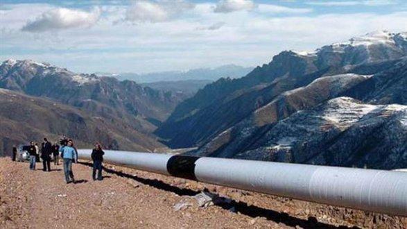 ВГрузии предотвратили теракт нагазопроводе вАрмению