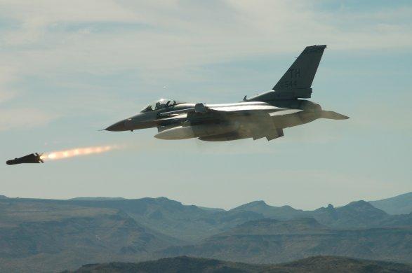 ВВС Израиля нанесли удары посирийским военным