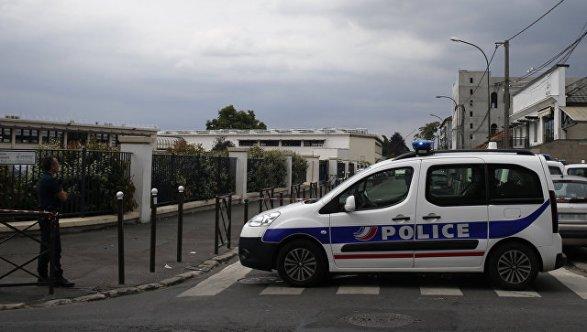 Вконце лета воФранции задержали семь человек засвязь стеррористами