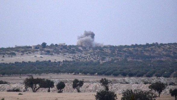 Турция эвакуирует город награнице сСирией