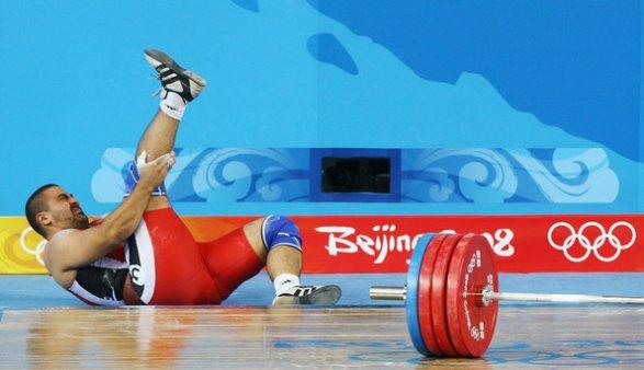 Украинское государство могут дисквалифицировать нагод— Тяжелая атлетика