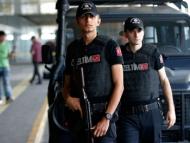 Угроза теракта в Стамбуле