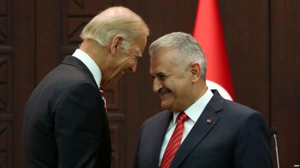 Вашингтон поддержал военную операцию Турции вСирии