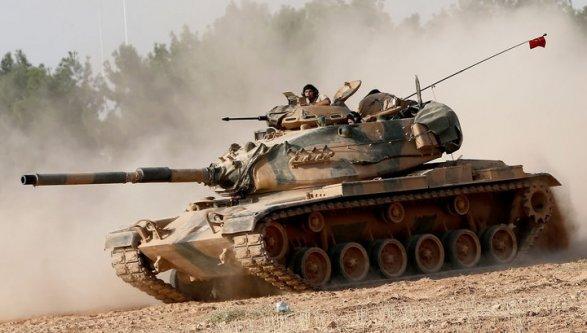 Турция понесла первые потери всирийской операции