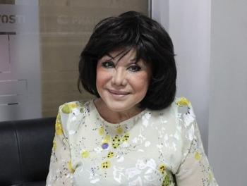 Флора Керимова и запах кебаба