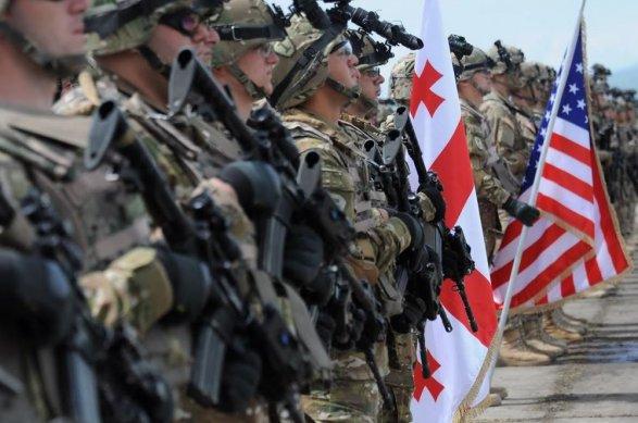 ВГрузии стартовали военные учения Agile Spirit