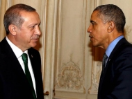 Обама и Эрдоган обсудят Сирию