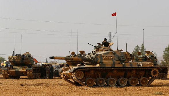 Турция недоговаривалась ссирийскими курдами опрекращении огня— уполномоченный Эрдогана