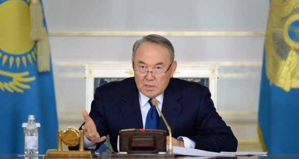 Нурсултан Назарбаев: мыоткрываем вАстане новый храм искусства