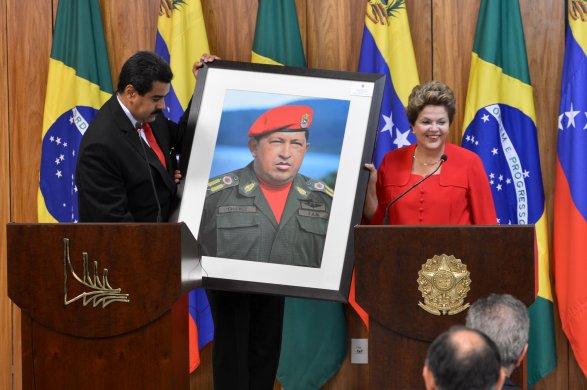 Венесуэла решила заморозить отношения сБразилией вответ наимпичмент Русеф