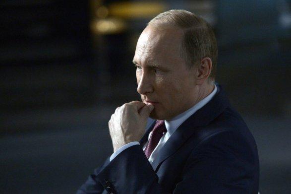 Владимир Путин оценил возможность своего участия впрезидентских выборах