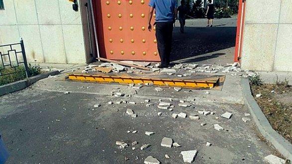 Названо имя смертника, устроившего взрыв упосольства Китайская народная республика вКиргизии