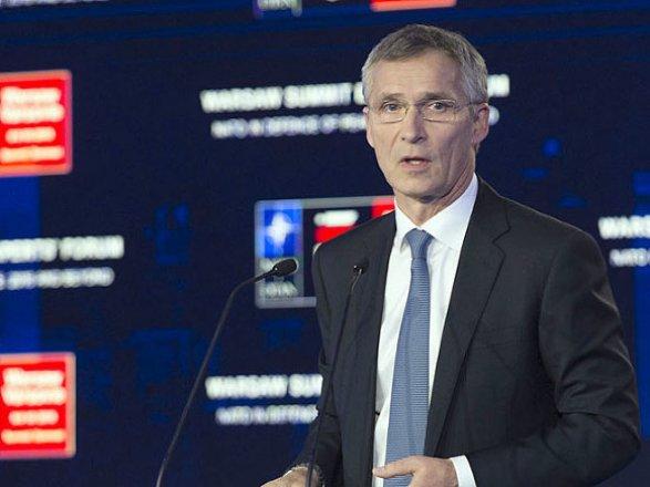 Столтенберг: НАТО расширит сотрудничество сТурцией