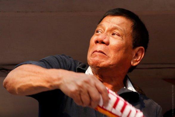 Президент Филиппин обозвал «дураком» генерального секретаря ООН