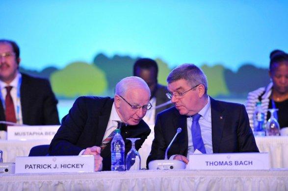 Власти Бразилии предъявили обвинения президенту Европейских олимпийских комитетов