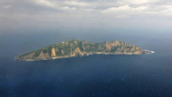 Патрульные корабли Китайская народная республика вошли втерриториальные воды Японии