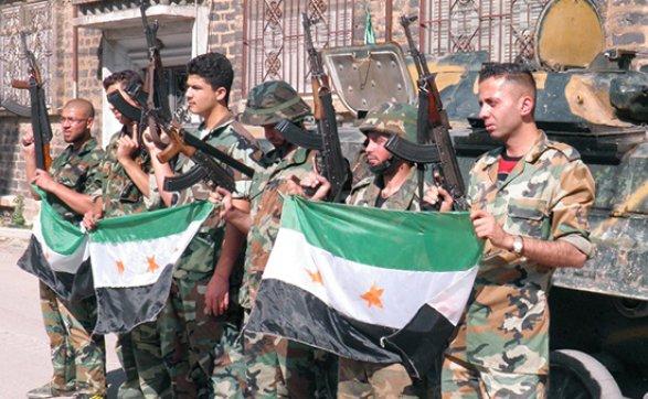 Боевики «Свободной сирийской армии» готовы соблюдать режим предотвращения огня