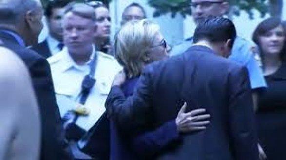 Жители Америки подозревали, что Клинтон больна Паркинсоном ииспользует двойника