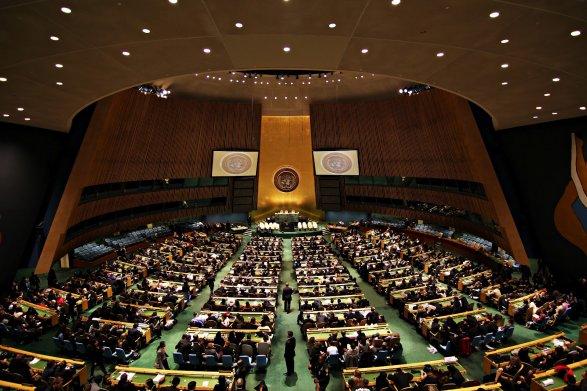 Сирия обратилась впредставительстве ООН стребованием остановить атаки Израиля