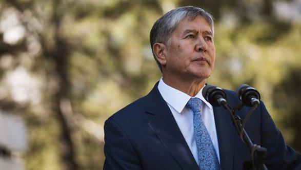 Видеоклип напесню «Кыргызстаным» снял Алмазбек Атамбаев