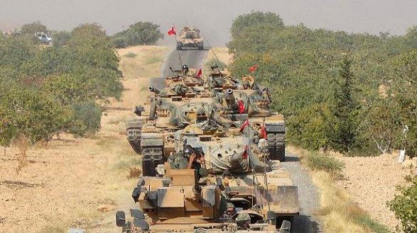 Эрдоган хочет поднять вопрос осоздании зоны безопасности вСирии