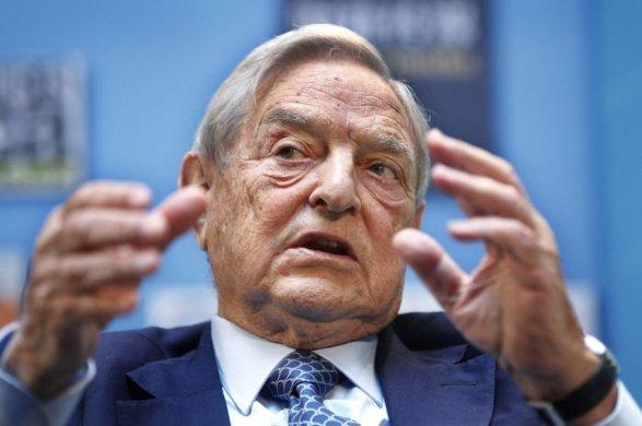 Сорос вложит $500 млн врешение миграционного кризиса