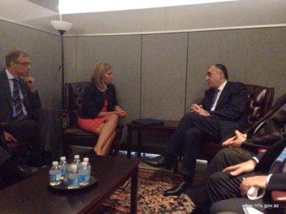 Մամեդյարովը  վստահեցնում է, որ Ադրբեջանը խաղաղության կողմնակիցն է