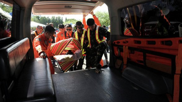 В итоге столкновений ваэропорту Конго погибли практически 50 человек