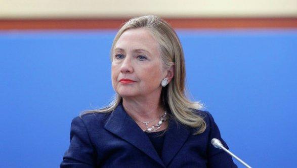 ФБР: Клинтон забыла вгостинице в Российской Федерации папку ссекретными материалами
