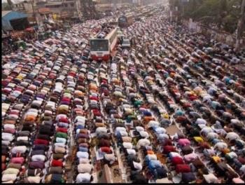 Глобальная война: ислам наступает на европейскую цивилизацию