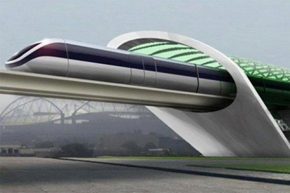 Между Москвой иЛондоном может начать курсировать Hyperloop