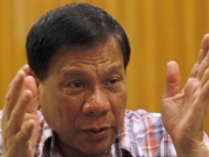 Президент Филиппин намерен создать альянс с Россией и Китаем