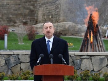 Точка отсчета Алиева и точка невозврата