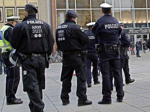 Милиция Берлина застрелила беженца