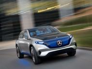 Mercedes-Benz представил конкурента Tesla