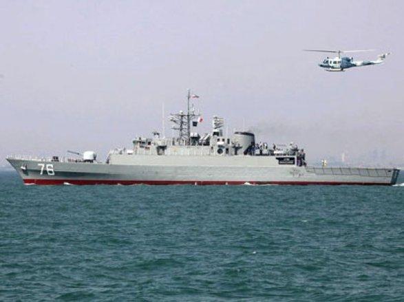 Иран планирует направить военные корабли в Атлантический океан