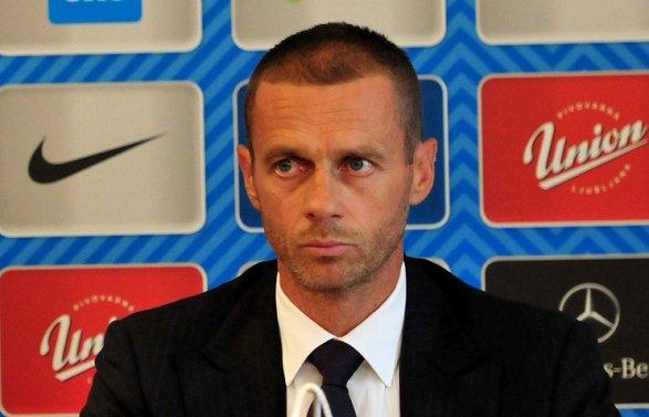 Президент УЕФА прибыл в Баку