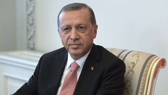Эрдоган раскритиковал договор, установивший границы Турции