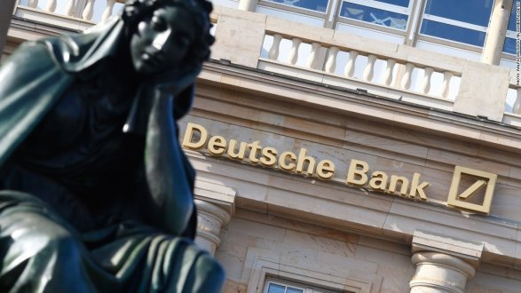 Deutsche Bank освободился отстраховой компании в Великобритании за €1,1 млрд