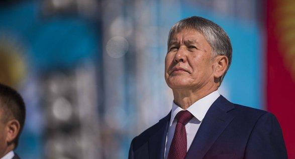 Президент Киргизии прошел курс лечения в столицеРФ иприбыл вБишкек